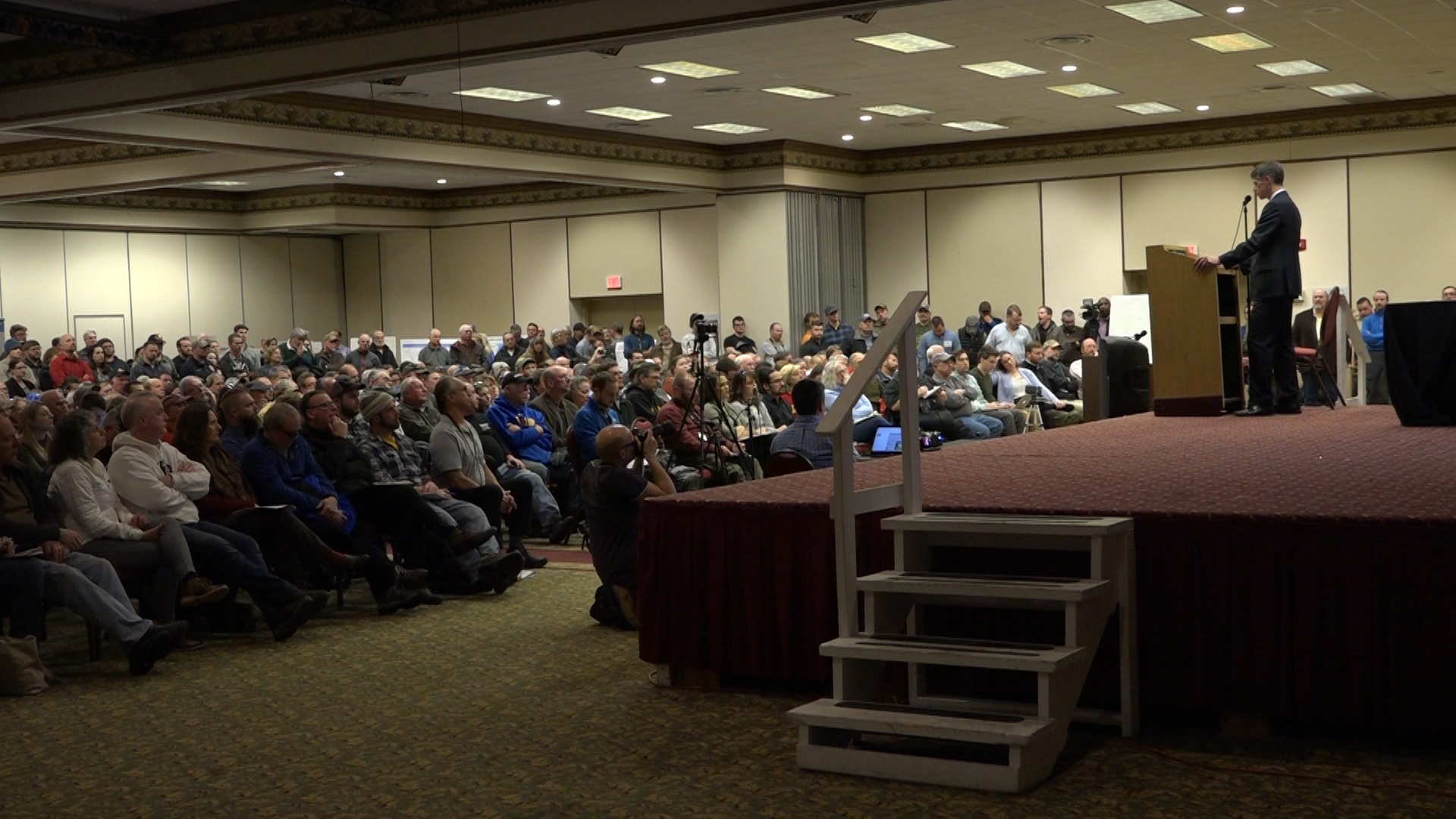 First Meeting Informs Public on Francis E. Walter Dam Reevaluation Study