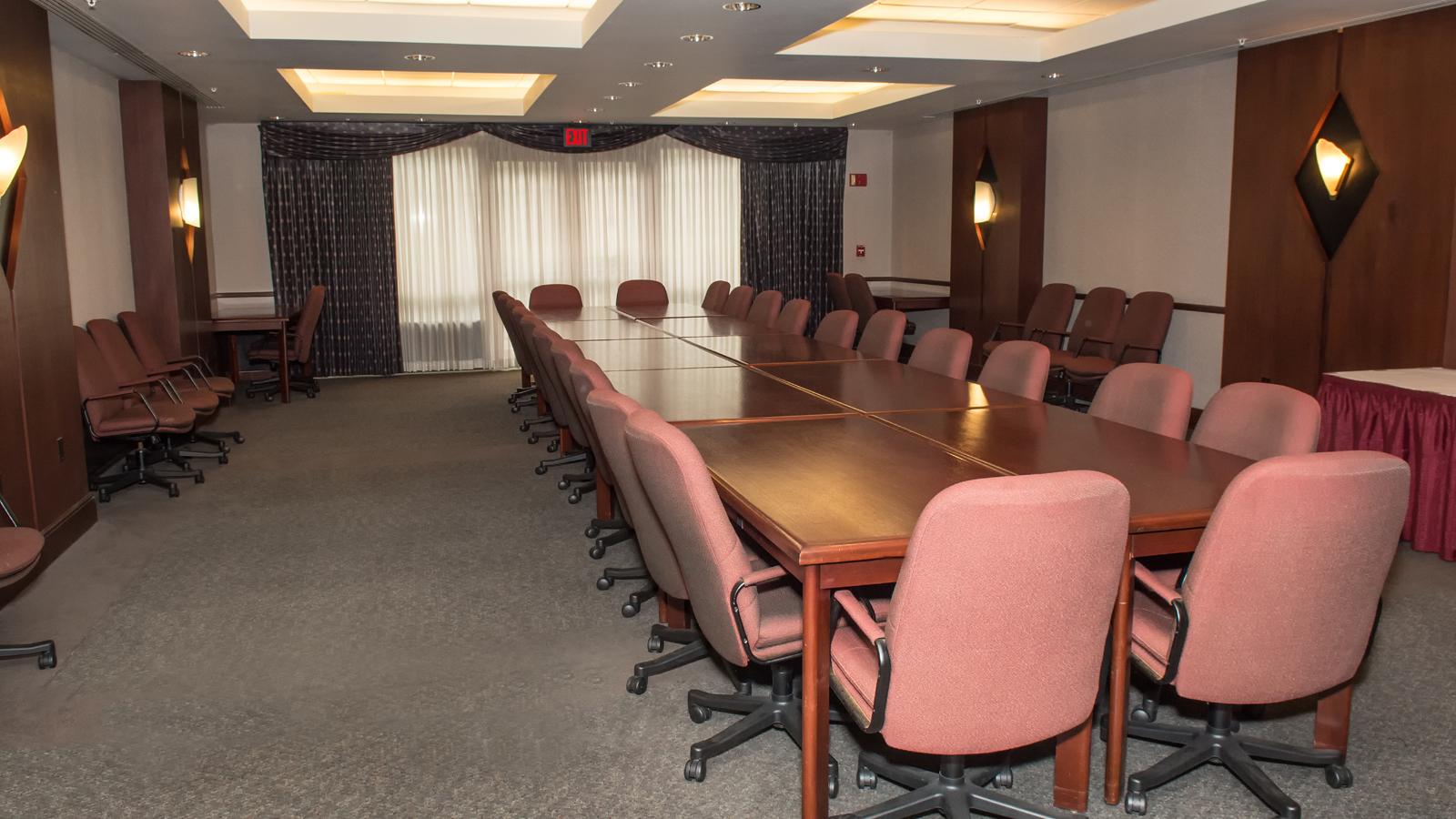 WNED | WBFO Board Room