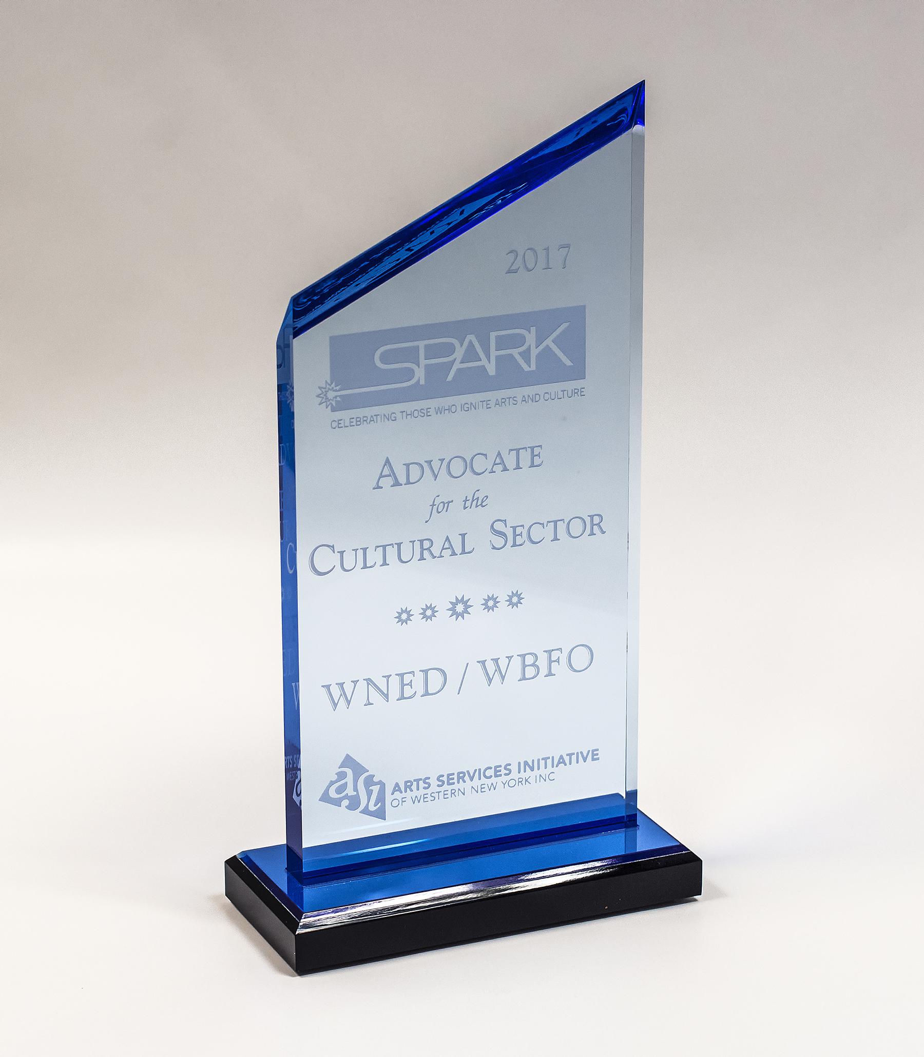 Spark award