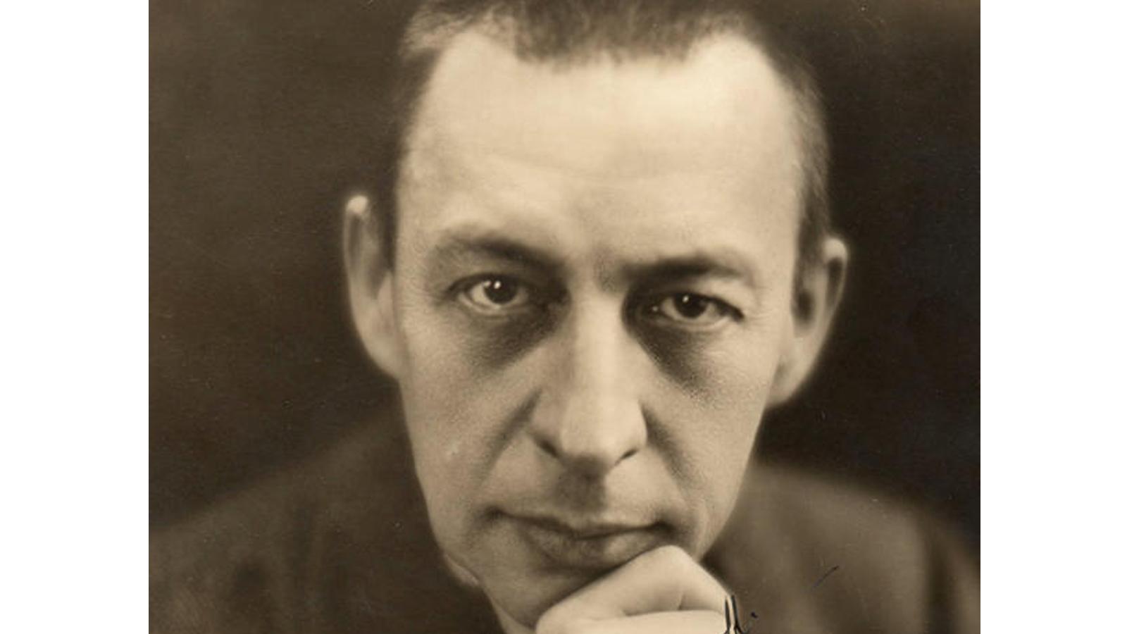 <strong>Rachmaninov</strong>