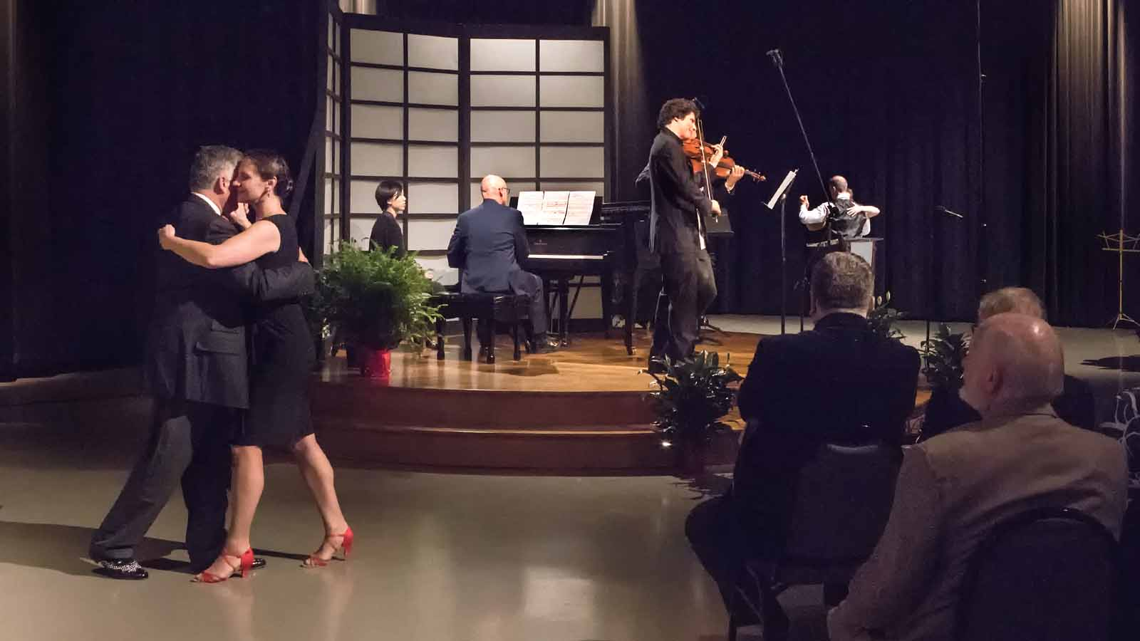 Photo From WNED's Classically Fabulous 40th Concert