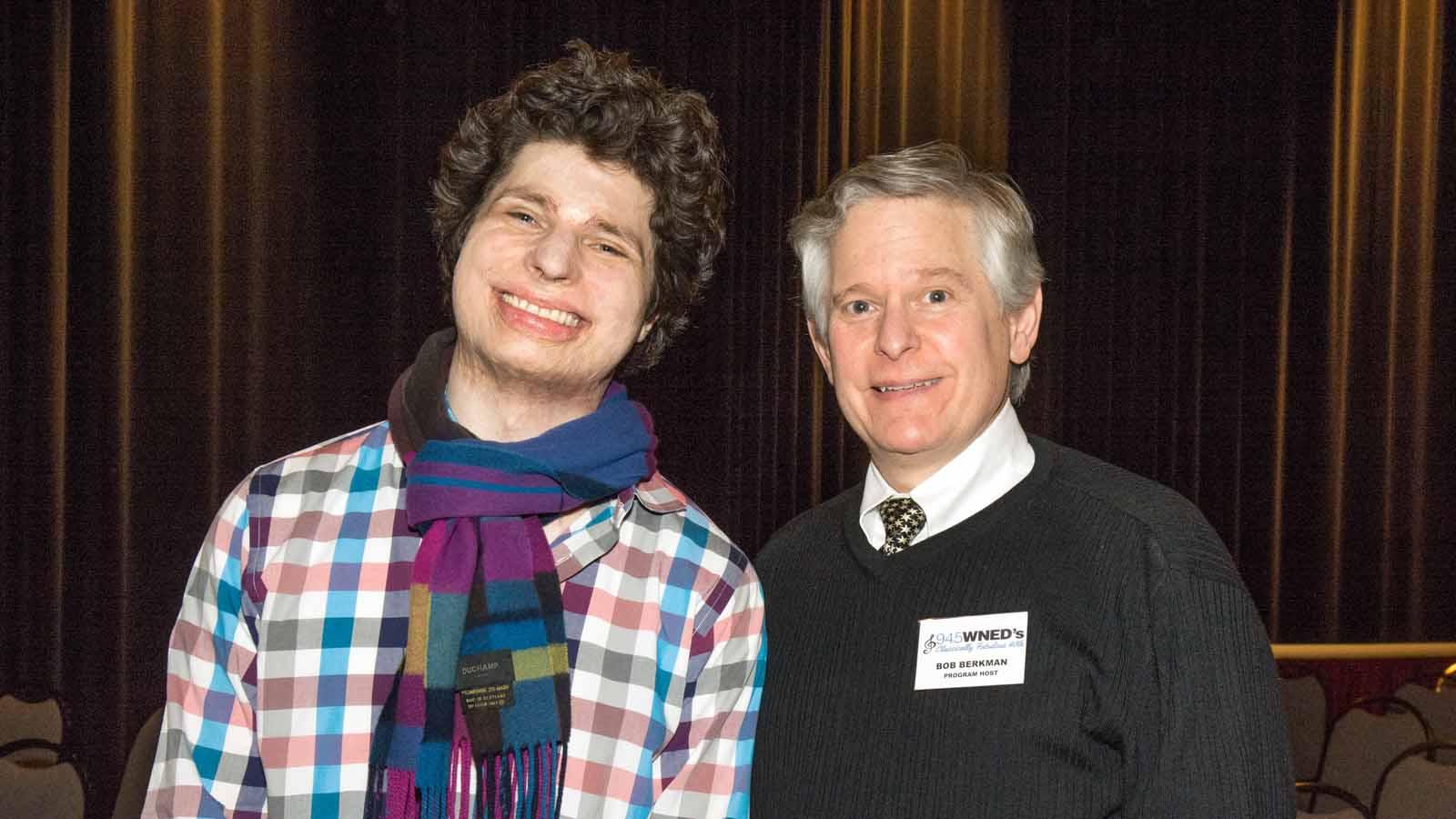 Augustin Hadelich_and Bob Berkman