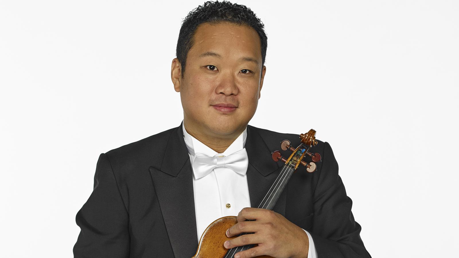 Buffalo Philharmonic Concertmaster Dennis Kim