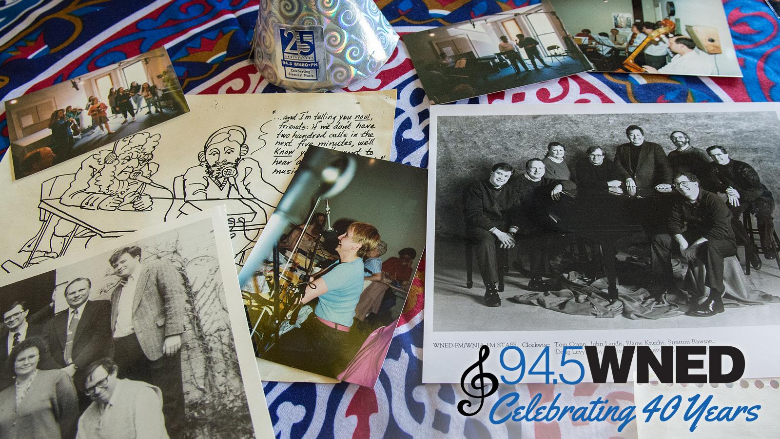 Classical 94.5 memorabilia
