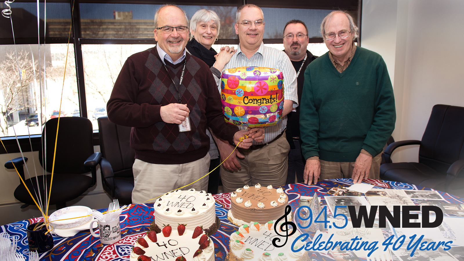 Celebrating 40 years of Classical 94.5 WNED