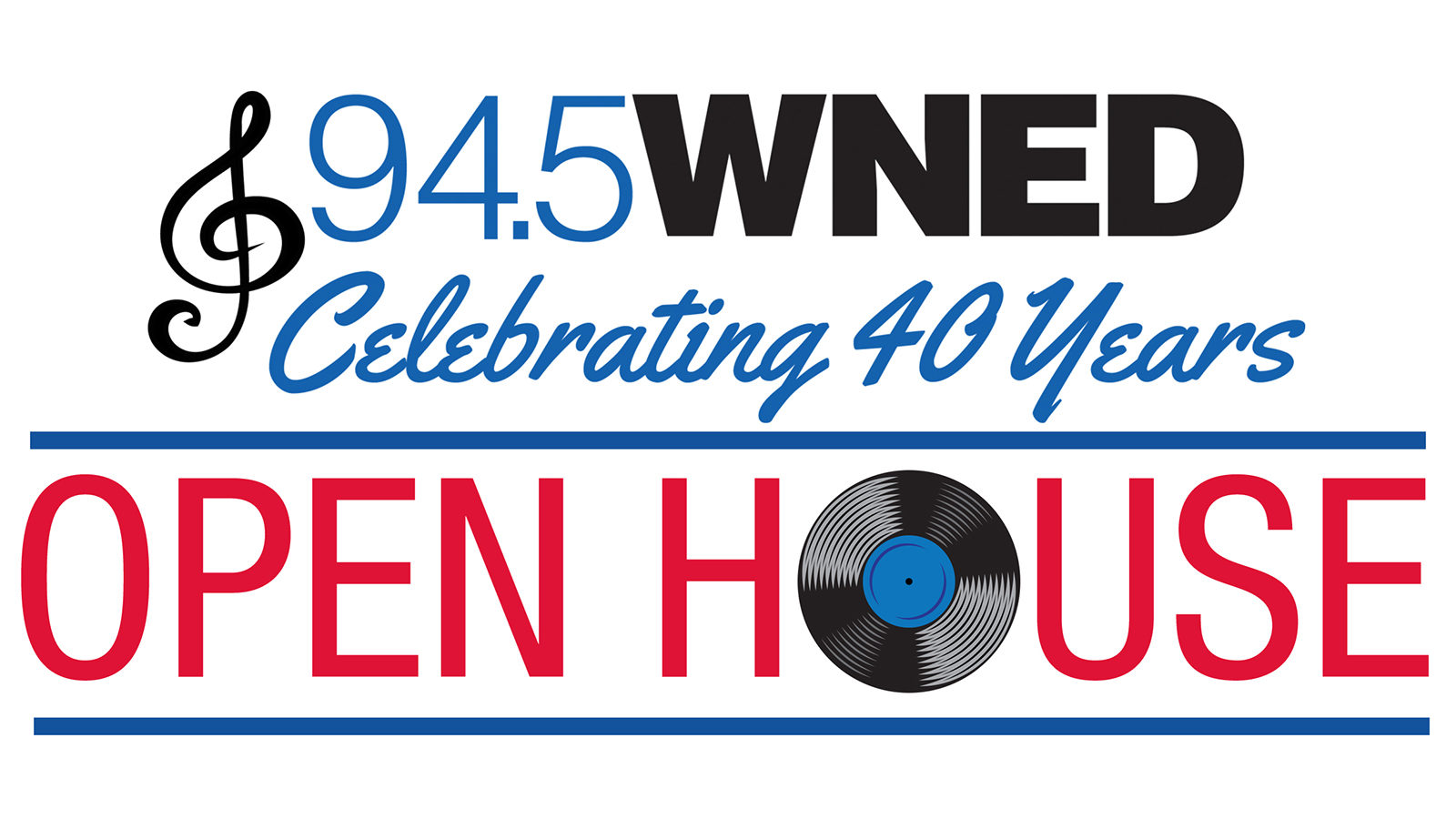 <b>Classical 94.5 WNED Open House!</b>