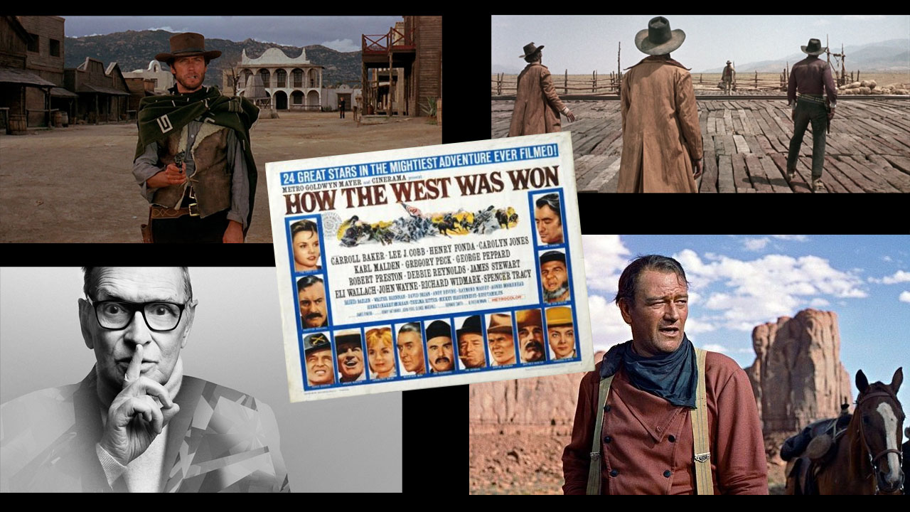 Nick's Flix: Some Good 'ol Fashion Western Scores