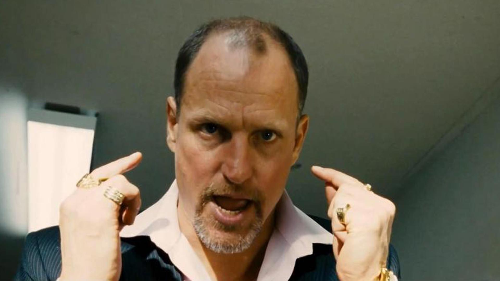 American Psycopath - Movies of Woody Harrelson