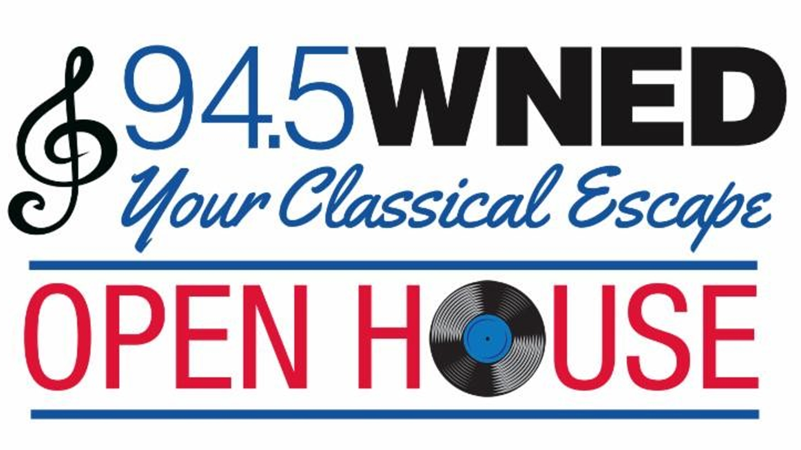 Classical WNED Open House