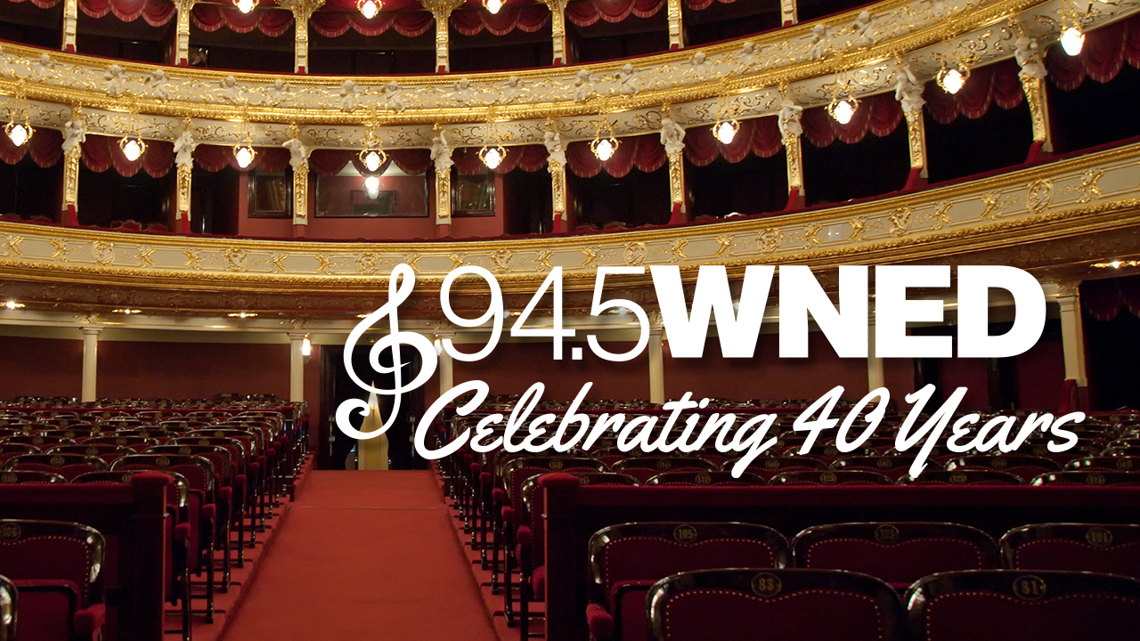 Support Opera on Classical!