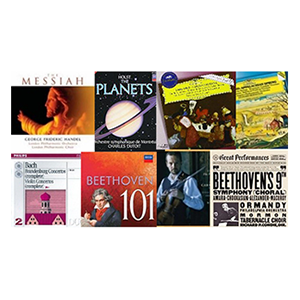 CD: Top 10 Classical Hits CD Collection (17-CD set)