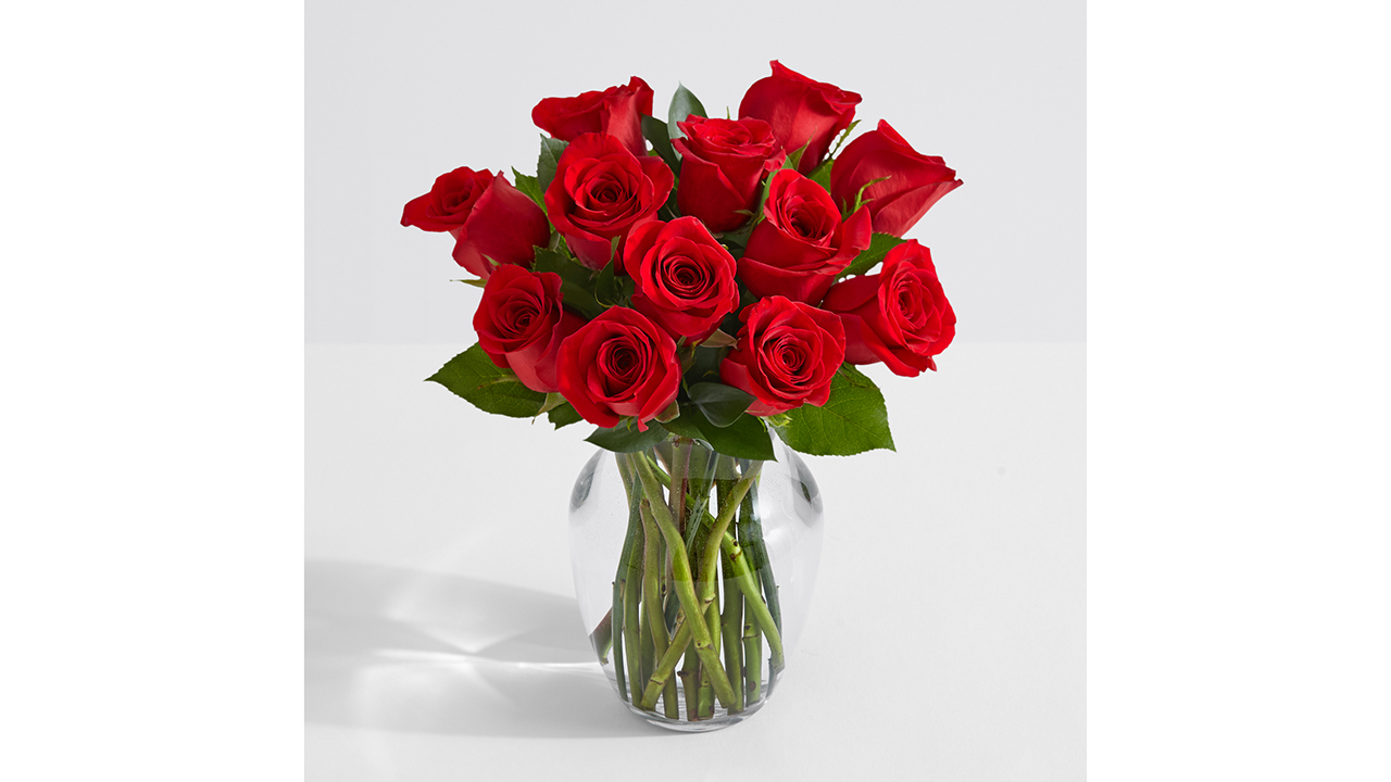 Valentine's Day Roses 2018