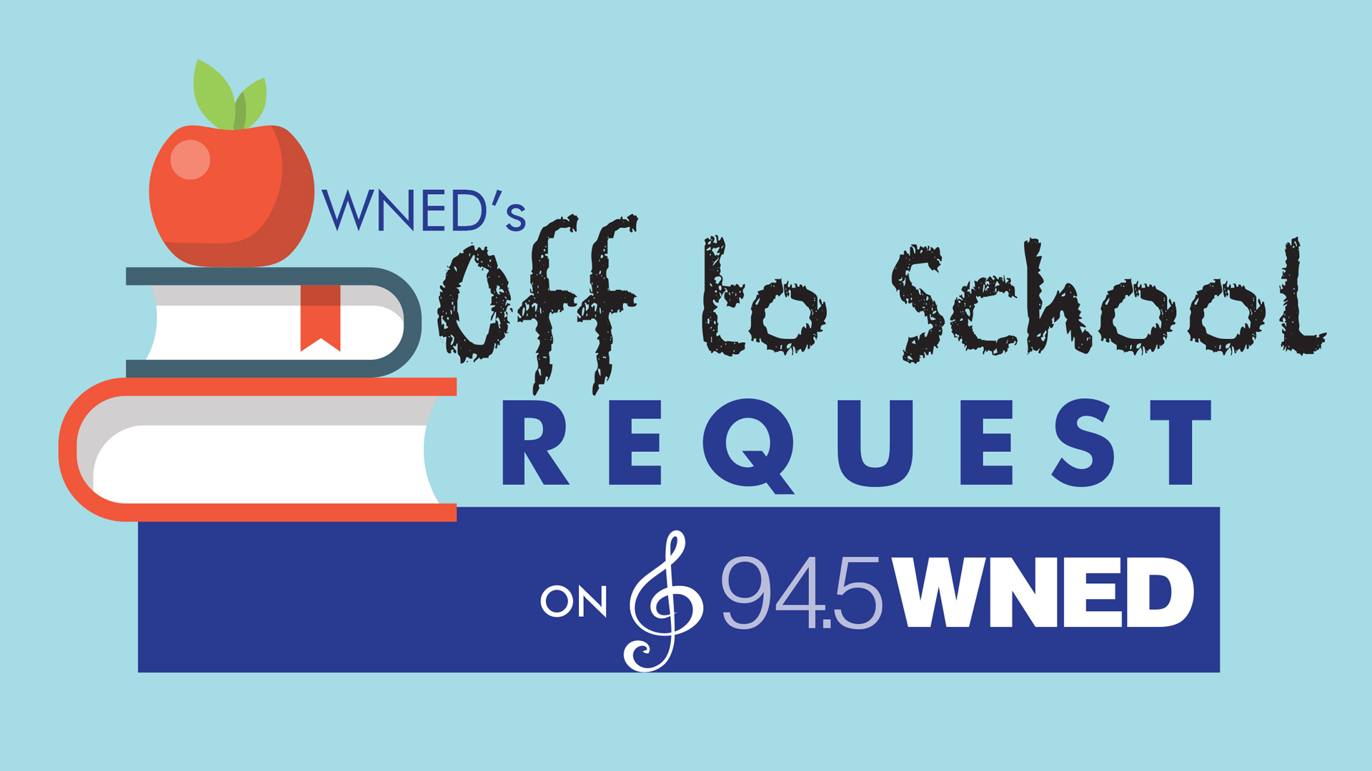 WNED's Off to School Request