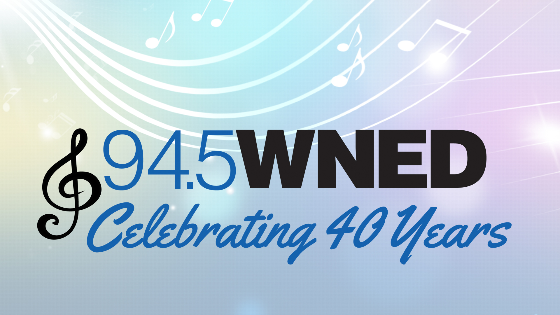 <b>Happy Anniversary Classical 94.5 WNED!</b>