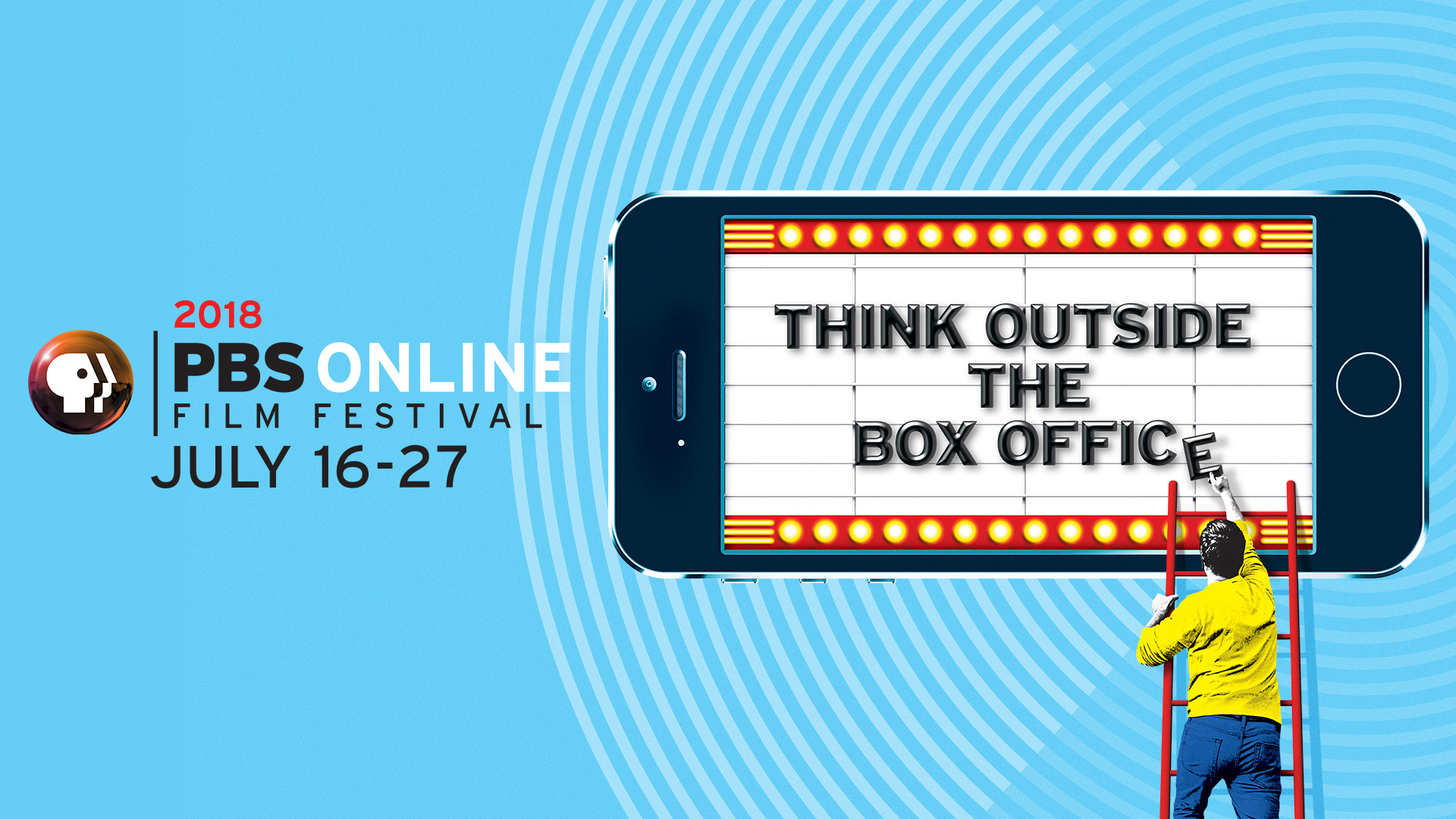 The PBS Online Film Festival is back!