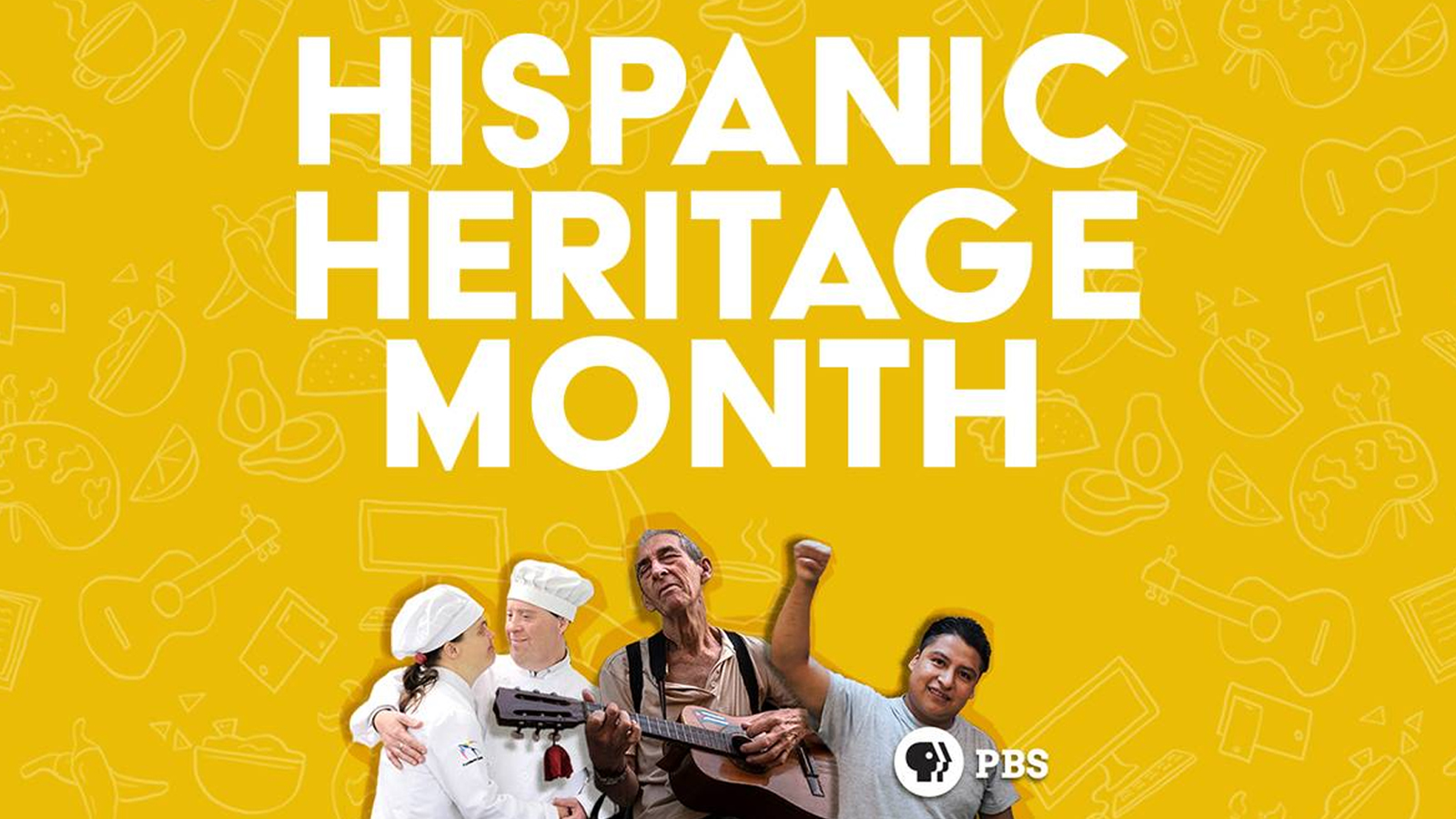 Celebrate Hispanic Heritage Month!