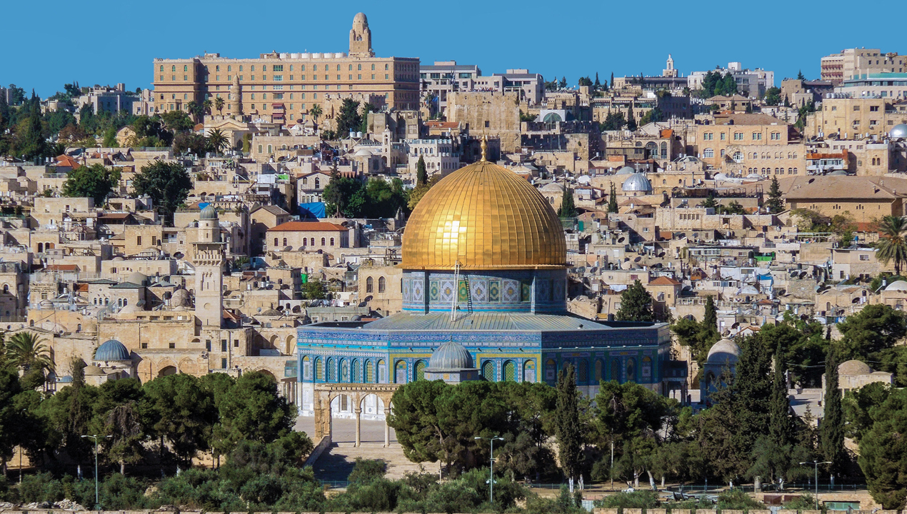 Rick Steves' Special: The Holy Land, Israelis and Palestinians Today