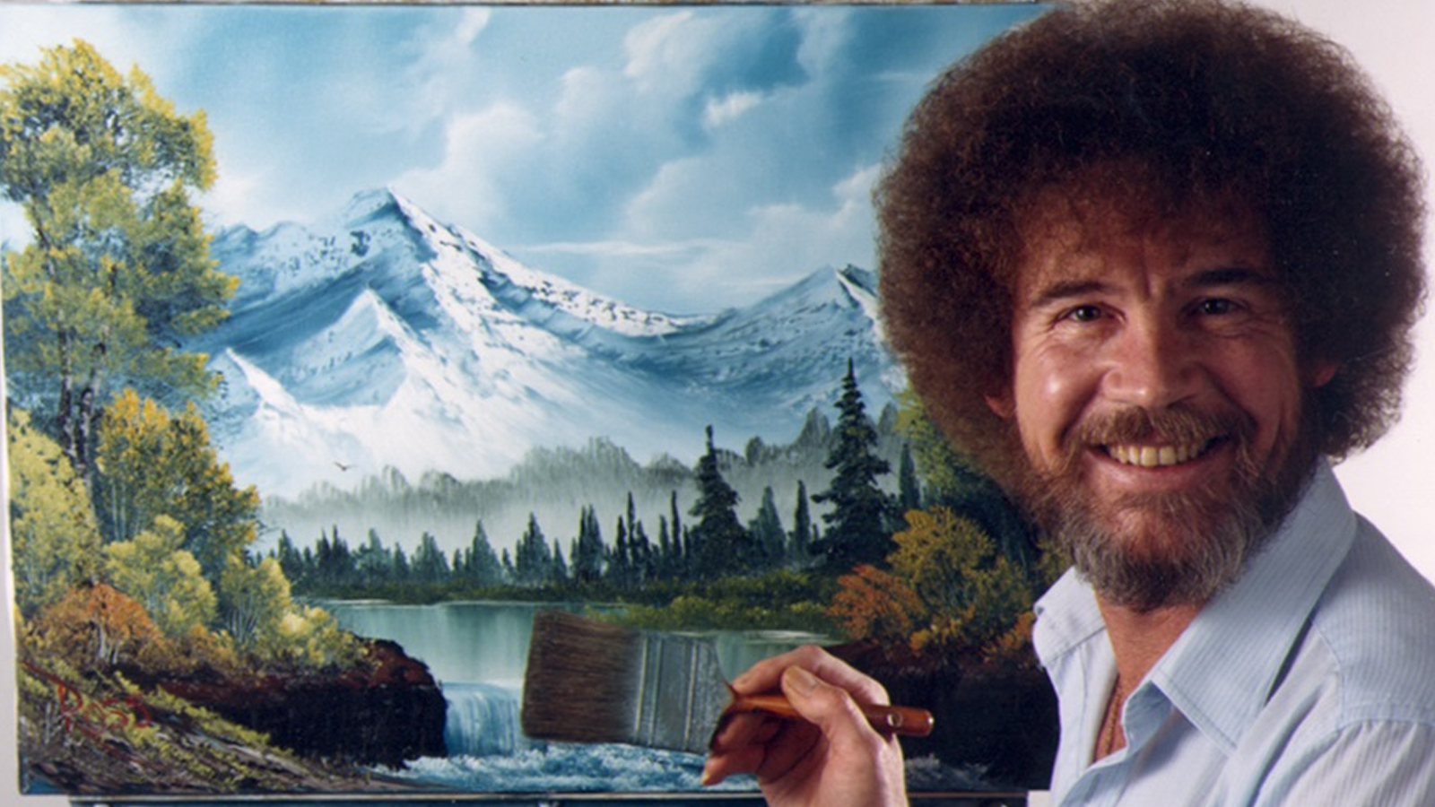 Happy Birthday, Bob Ross!