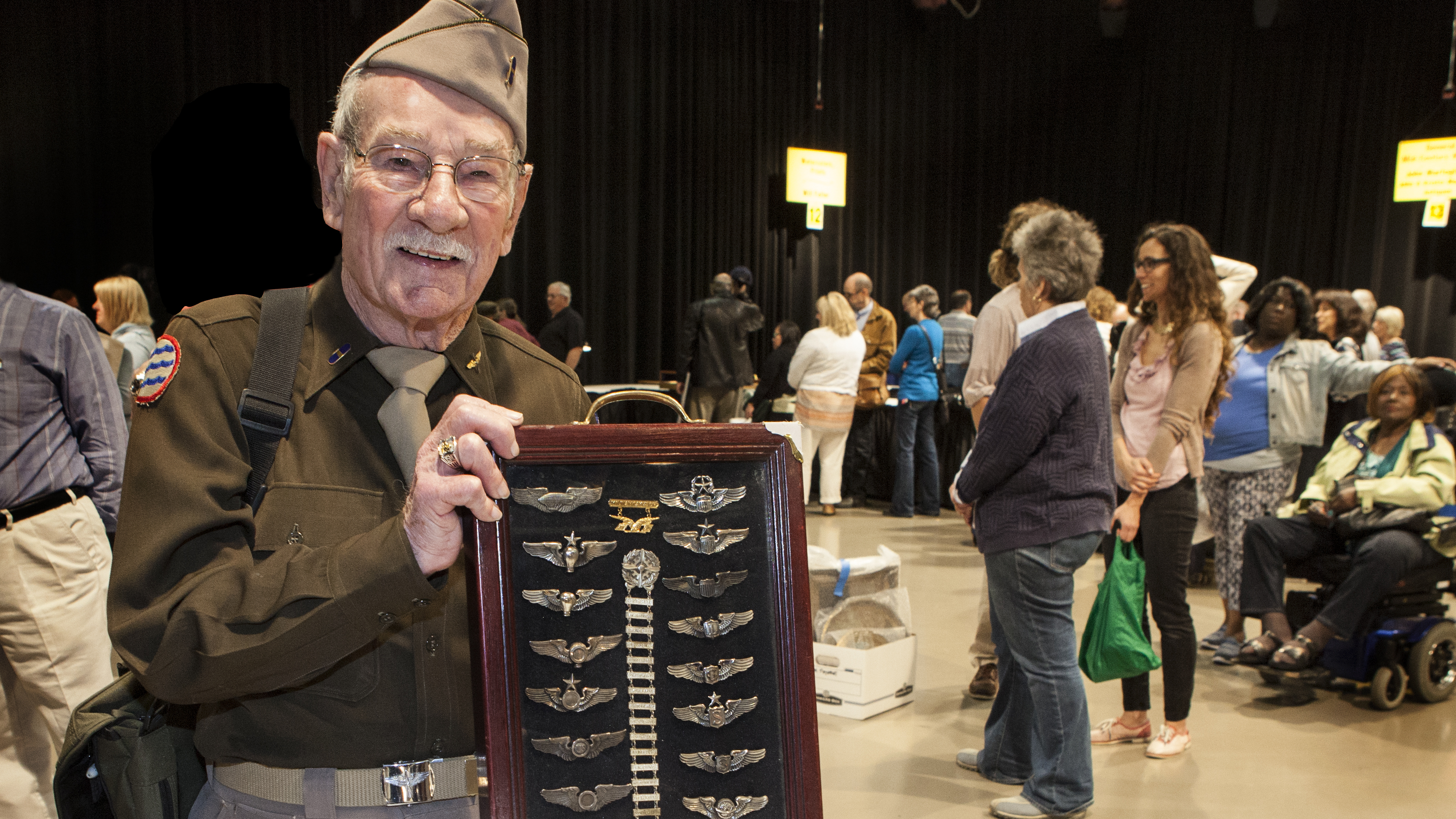 Military collection to be appraised at the WNED | WBFO Home Show