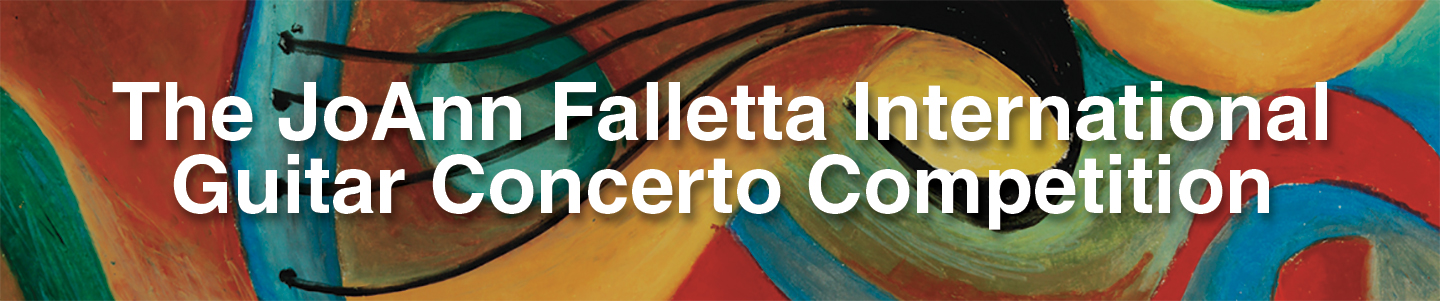 JoAnn Falletta International Guitar Concerto Competition