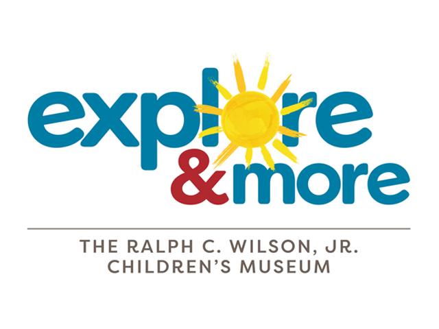 Explore & More | The Ralph C. Wilson Jr. Children's Museum