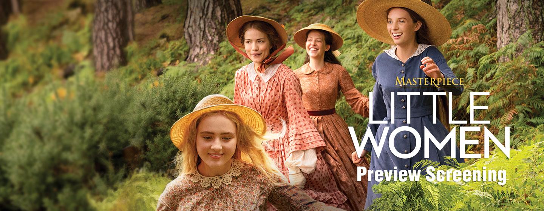 Little Women on MASTERPIECE Preview Screening