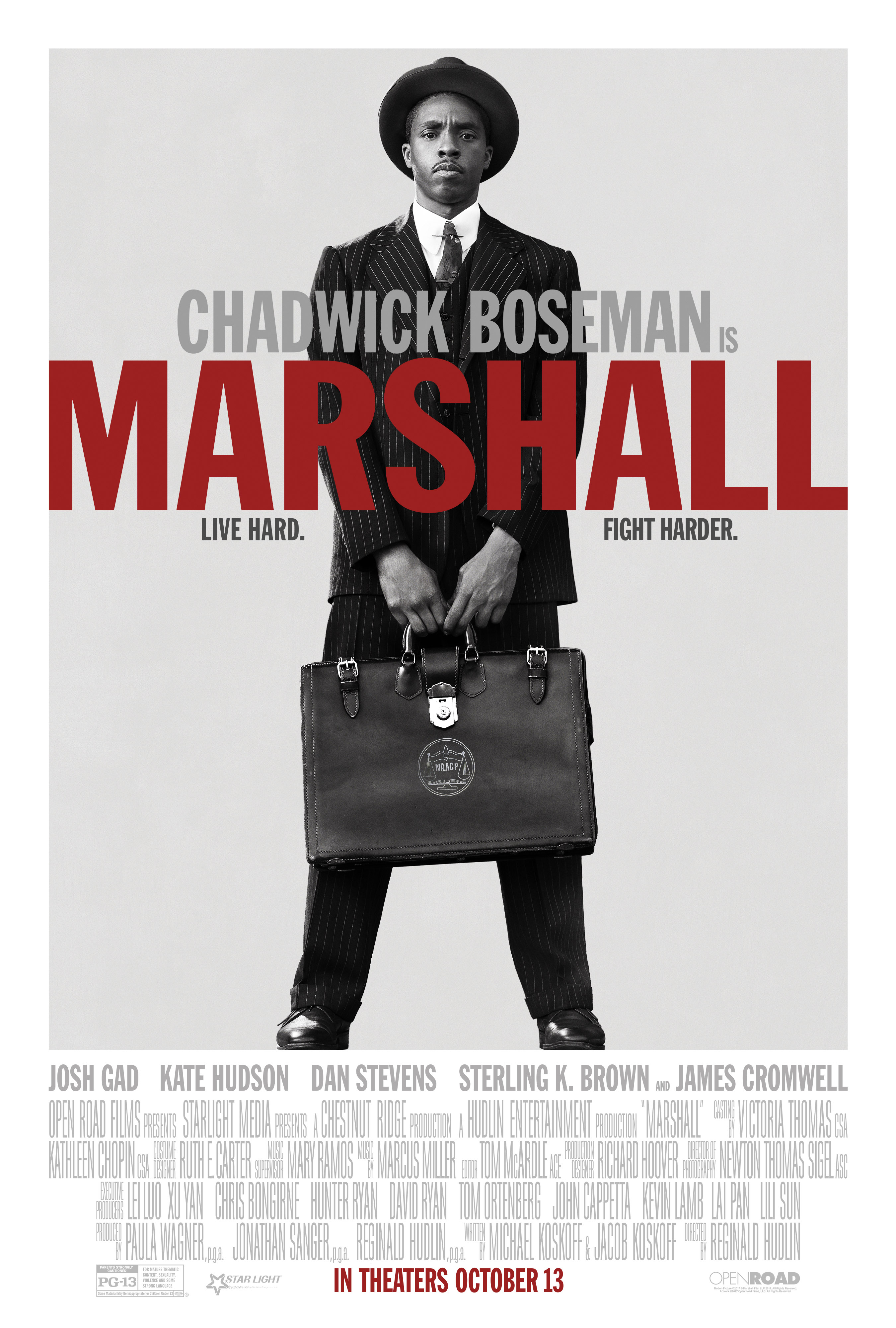 WNED | WBFO and the BIFF proudly present MARSHALL | Oct. 7