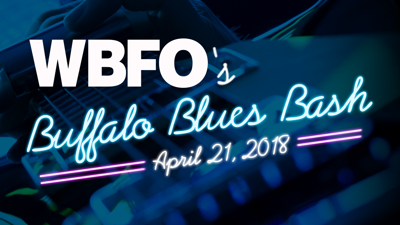 WBFO's Buffalo Blues Bash