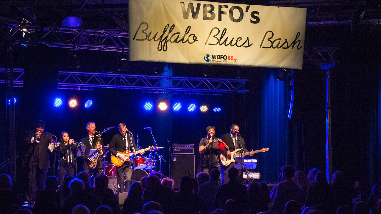 WBFO's Blues Bash- April 21, 2008