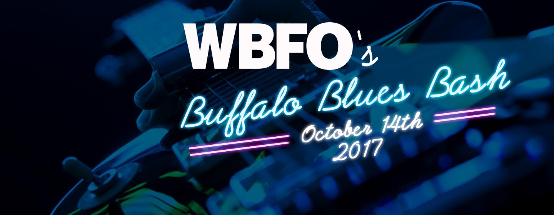 WBFO's Buffalo Blues Bash October 14, 2017