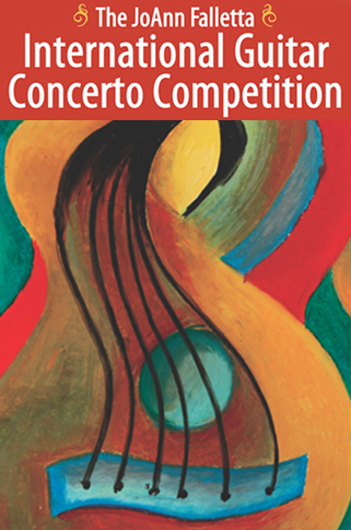 Joann Falletta Int. Guitar Concerto Competition