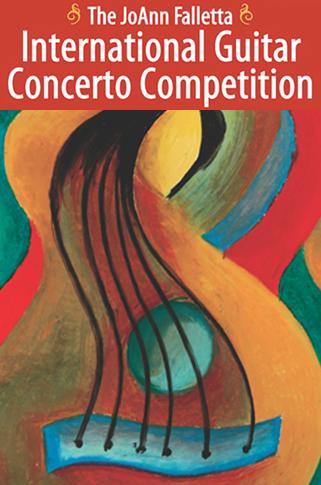 Joann Falletta Int. Guitar Concerto Competition