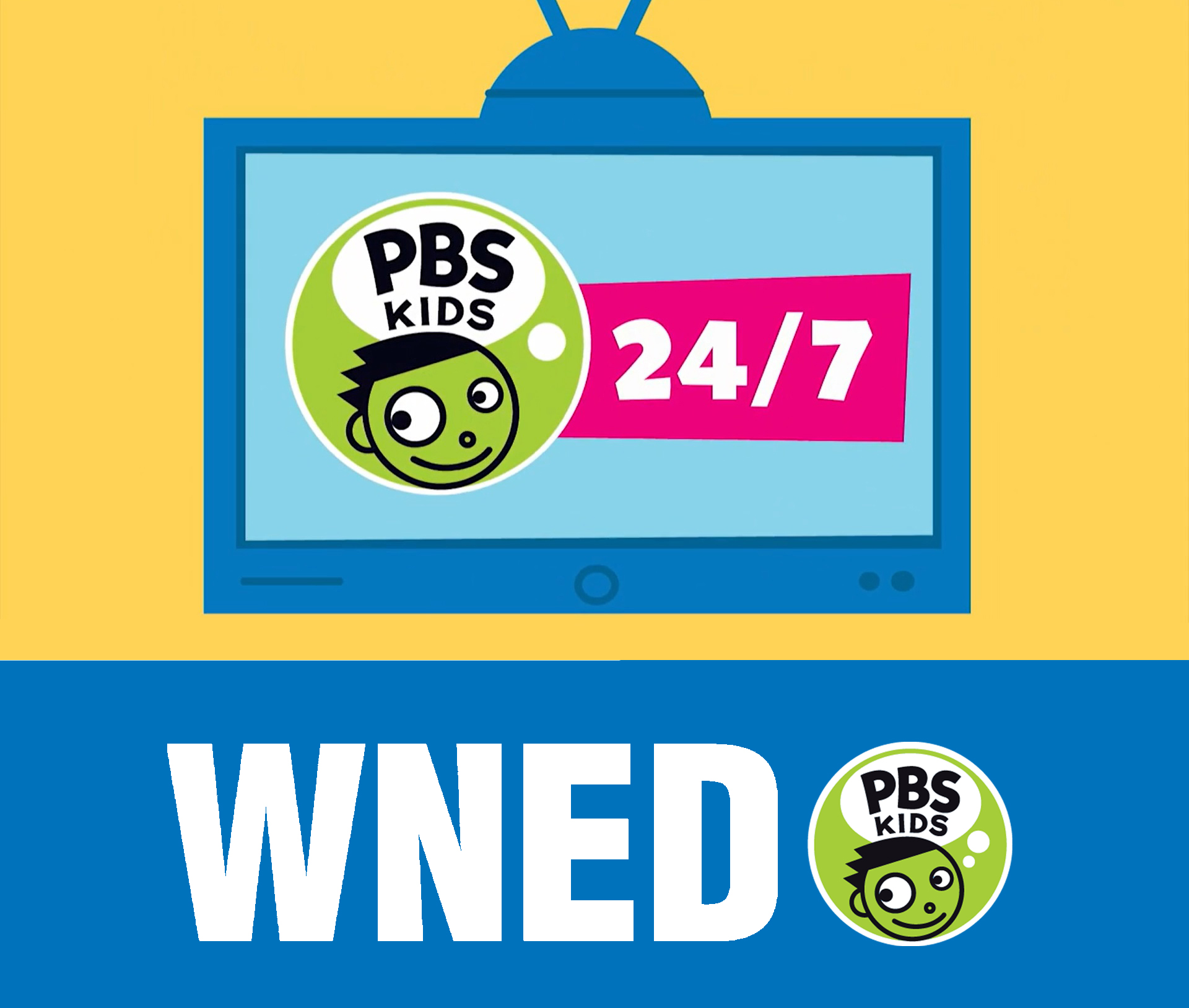 WNED PBS KIDS Channel