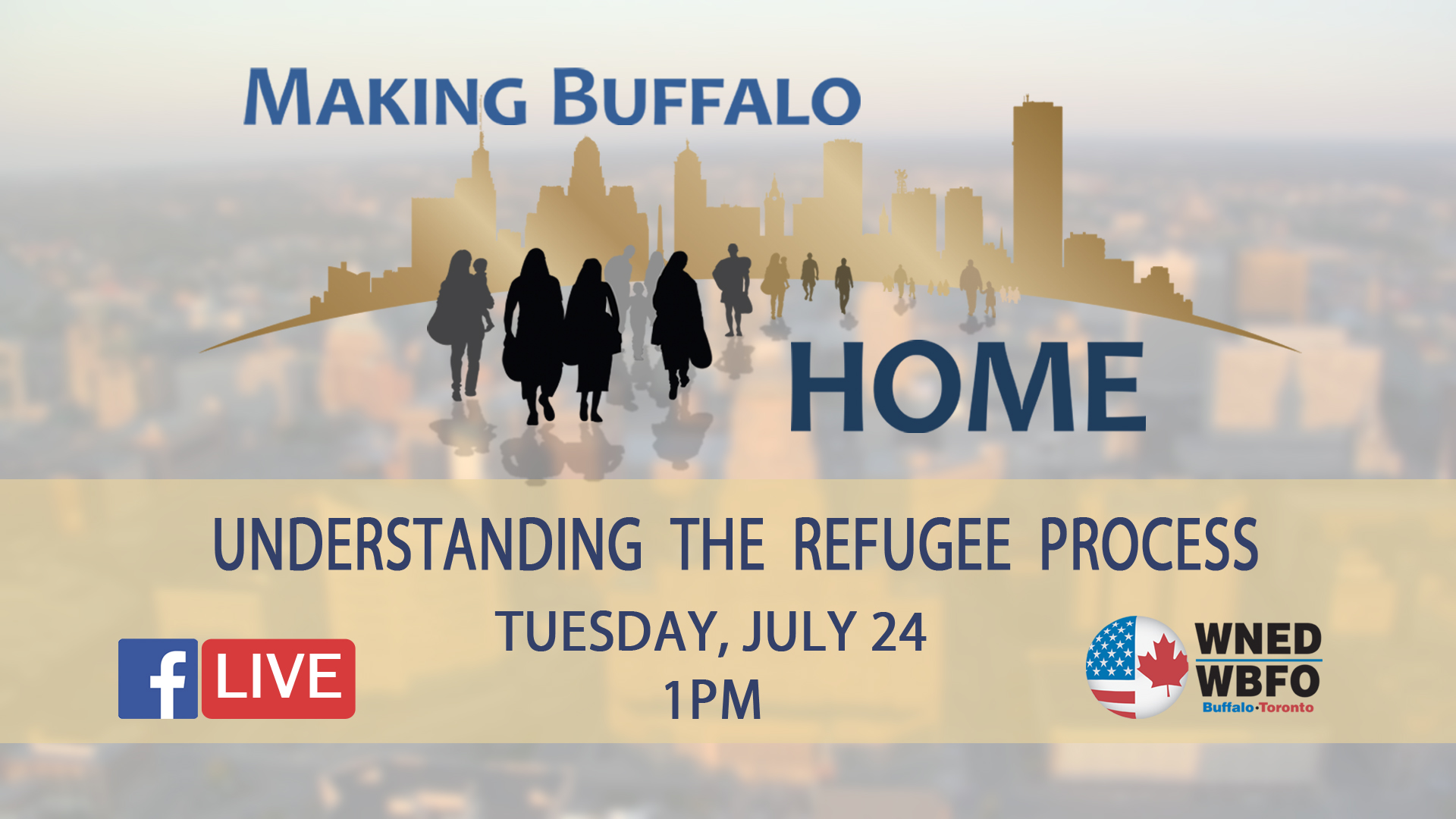 Understanding the Refugee Process | Watch Online Now
