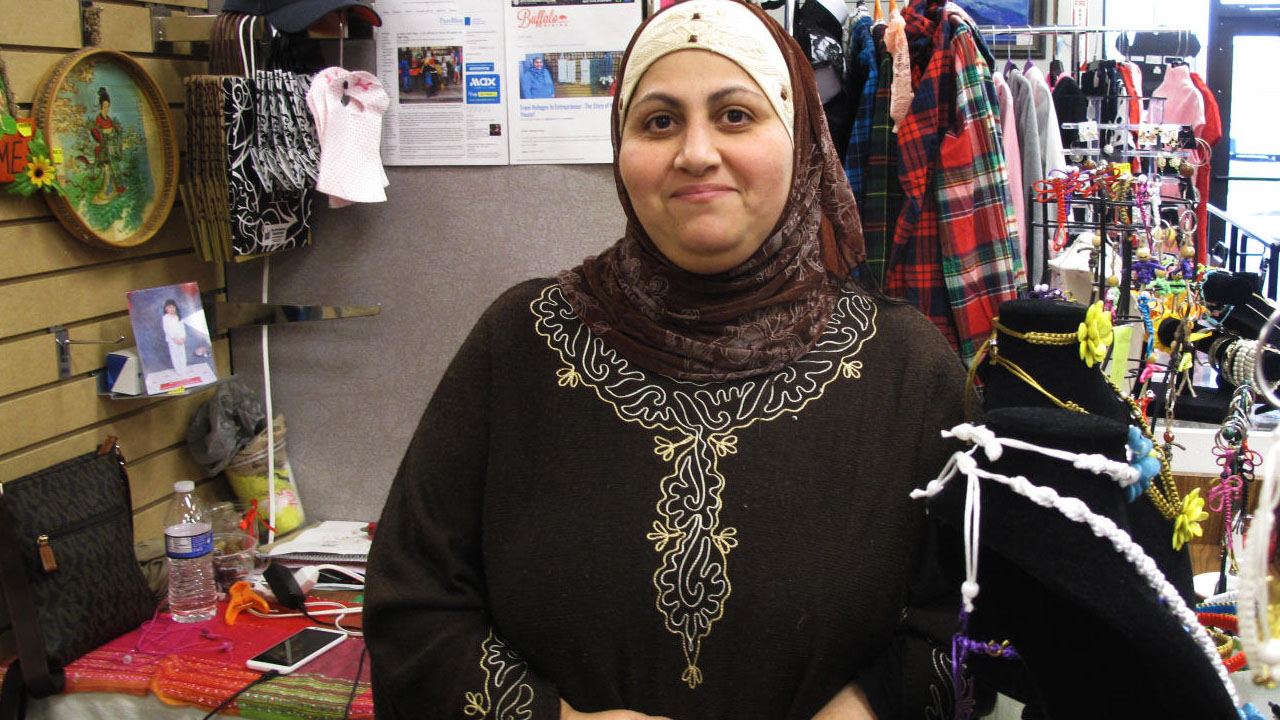 Resettled Refugees Help To 'Bring Buffalo Back'