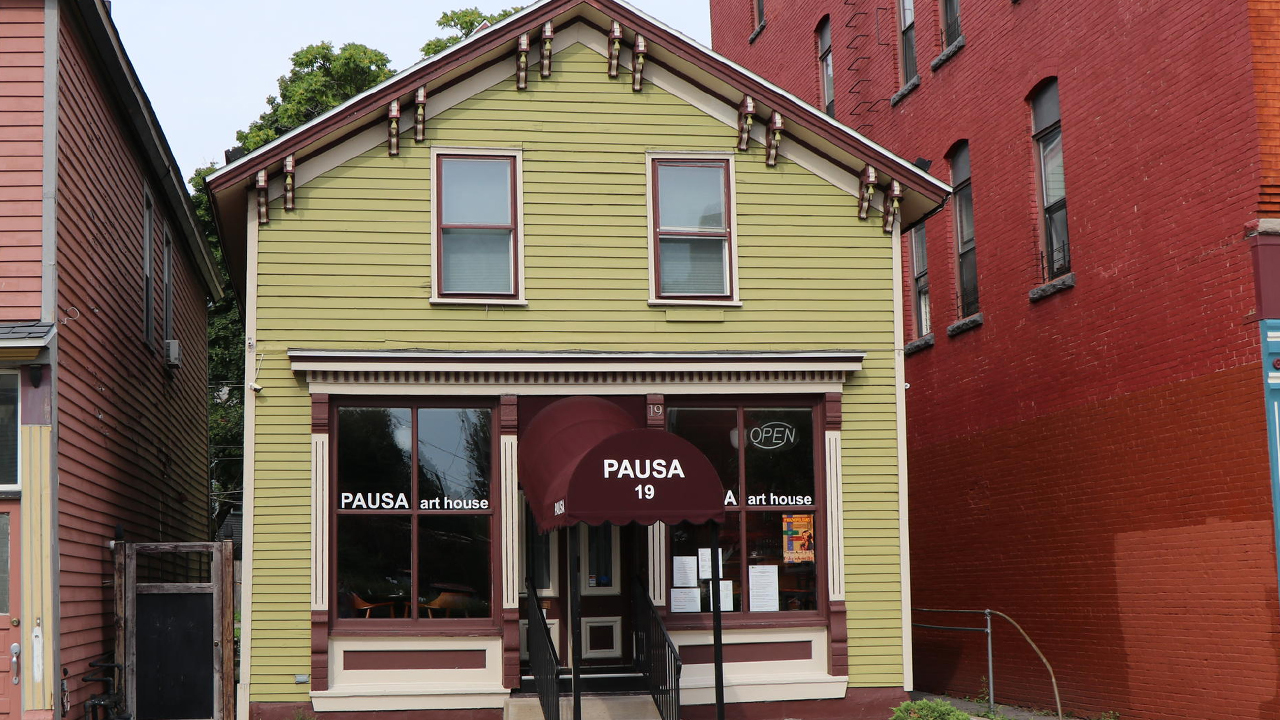 Pausa Art House feeling that Afro-Cuban vibe with new push