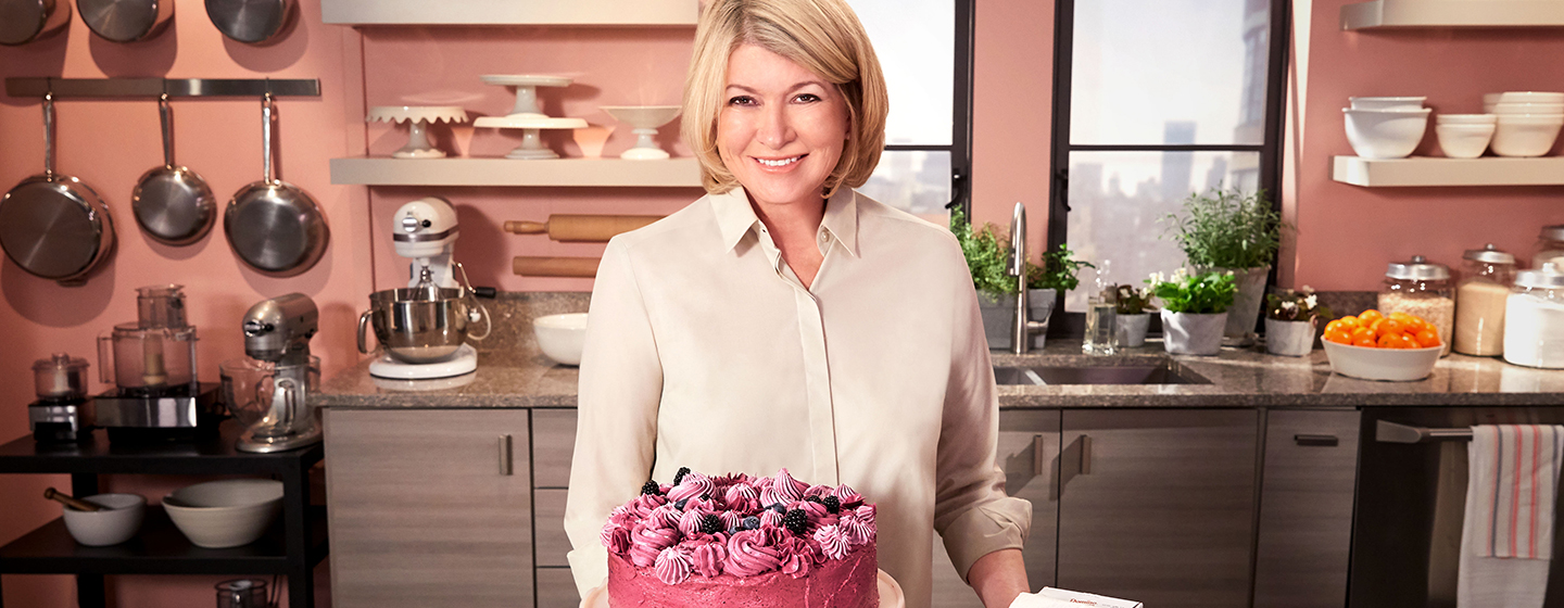 Martha Bakes Sweepstakes!
