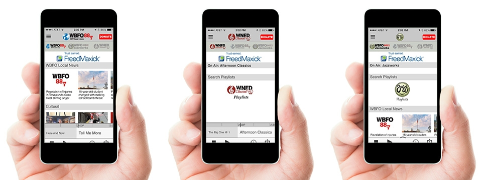 WNED | WBFO Apps