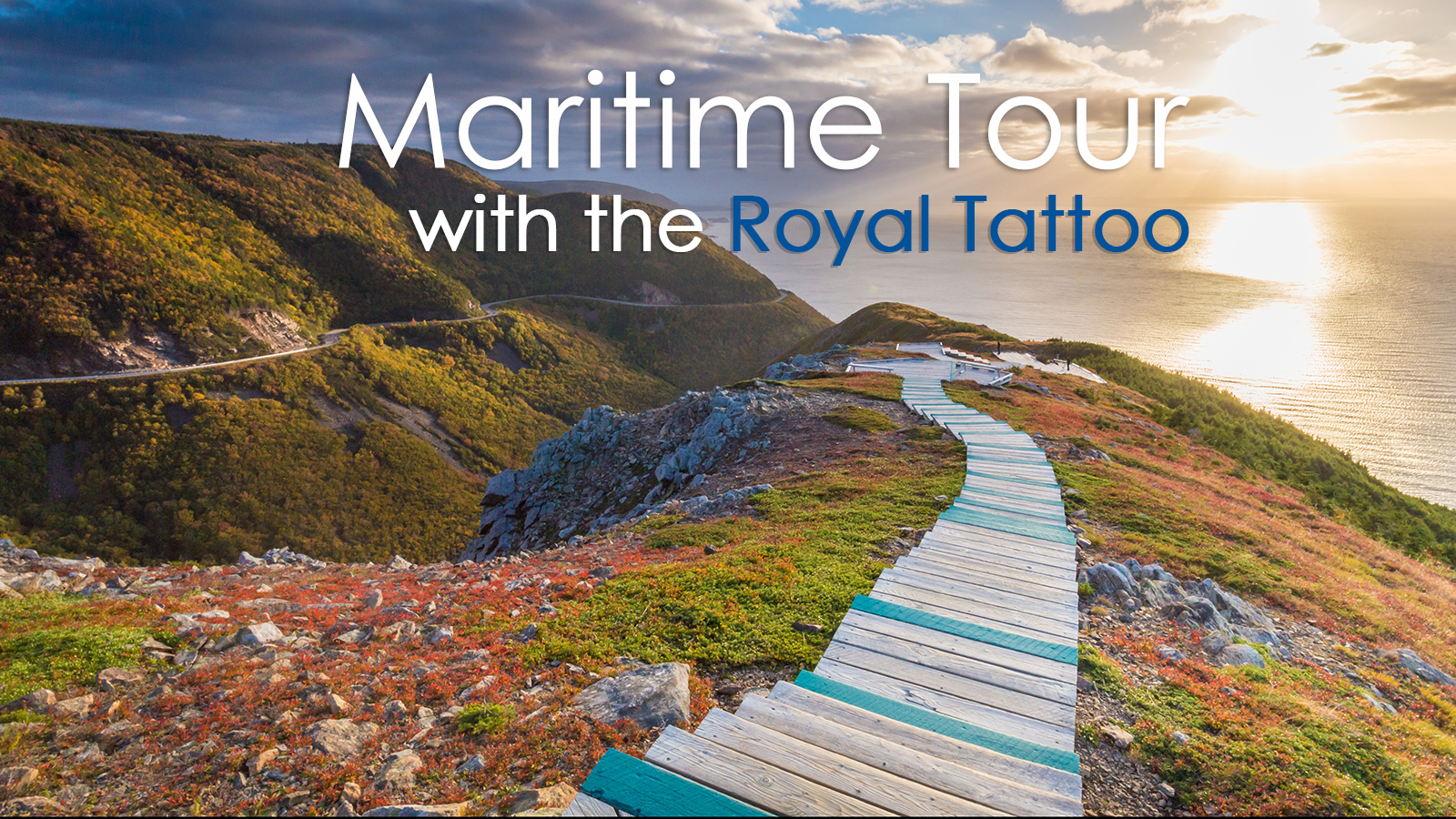 Maritime Tour with the Royal Tattoo