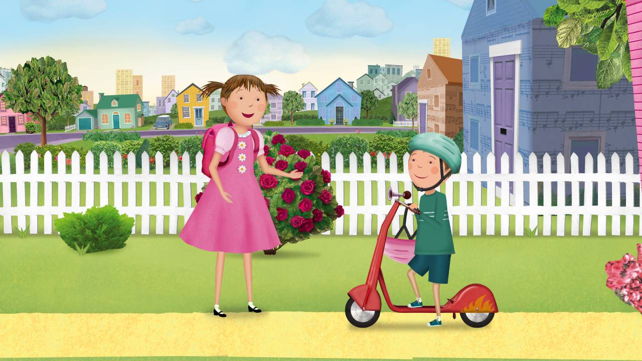 Pinkalicious & Peterrific | Premieres February 19