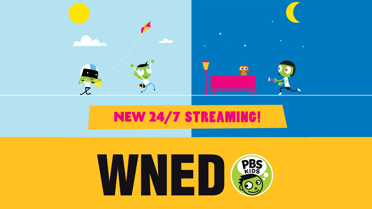 WNED PBS KIDS Streaming Online