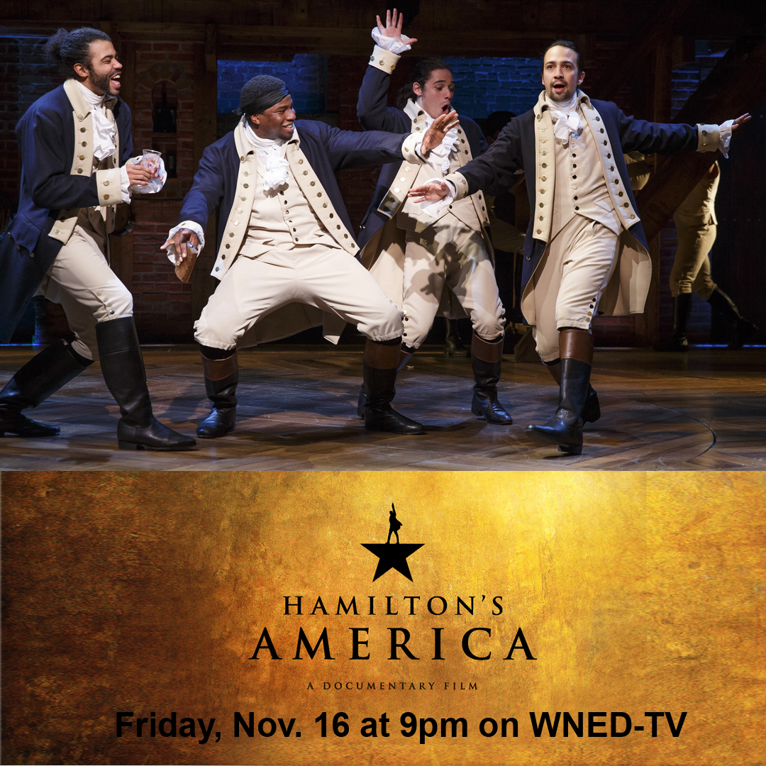Support WNED-TV and Win Hamilton Tickets