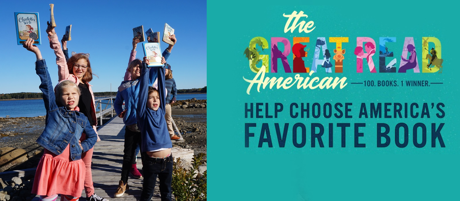 Great American Read | Vote For Your Favorite