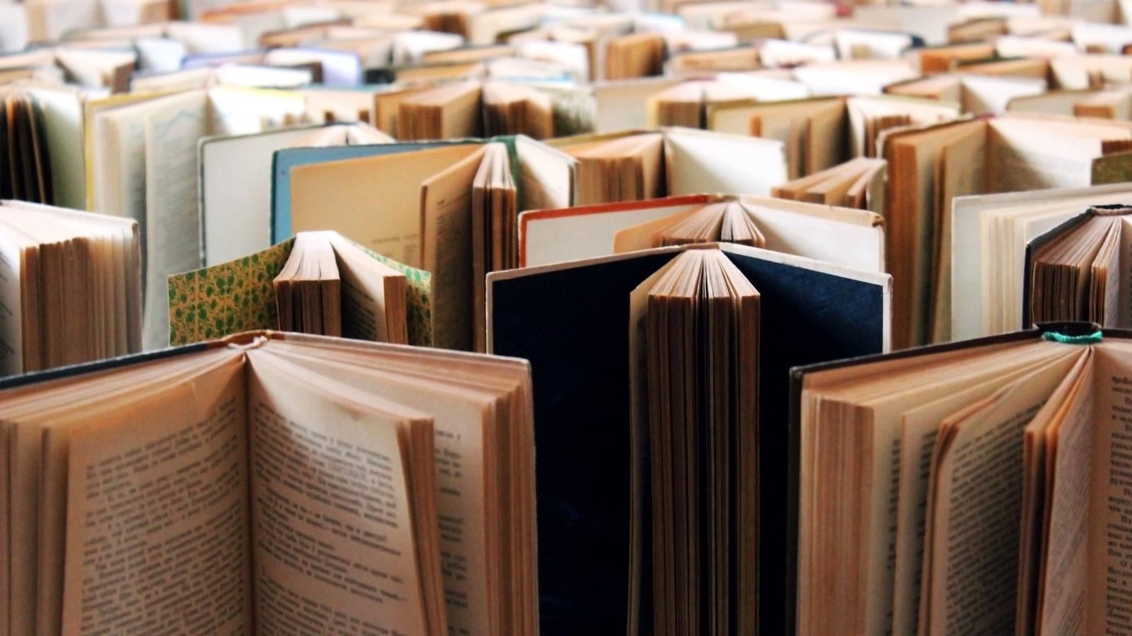 Explore the Books