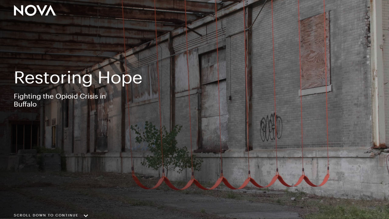 Restoring Hope | Fighting the Opioid Crisis in Buffalo