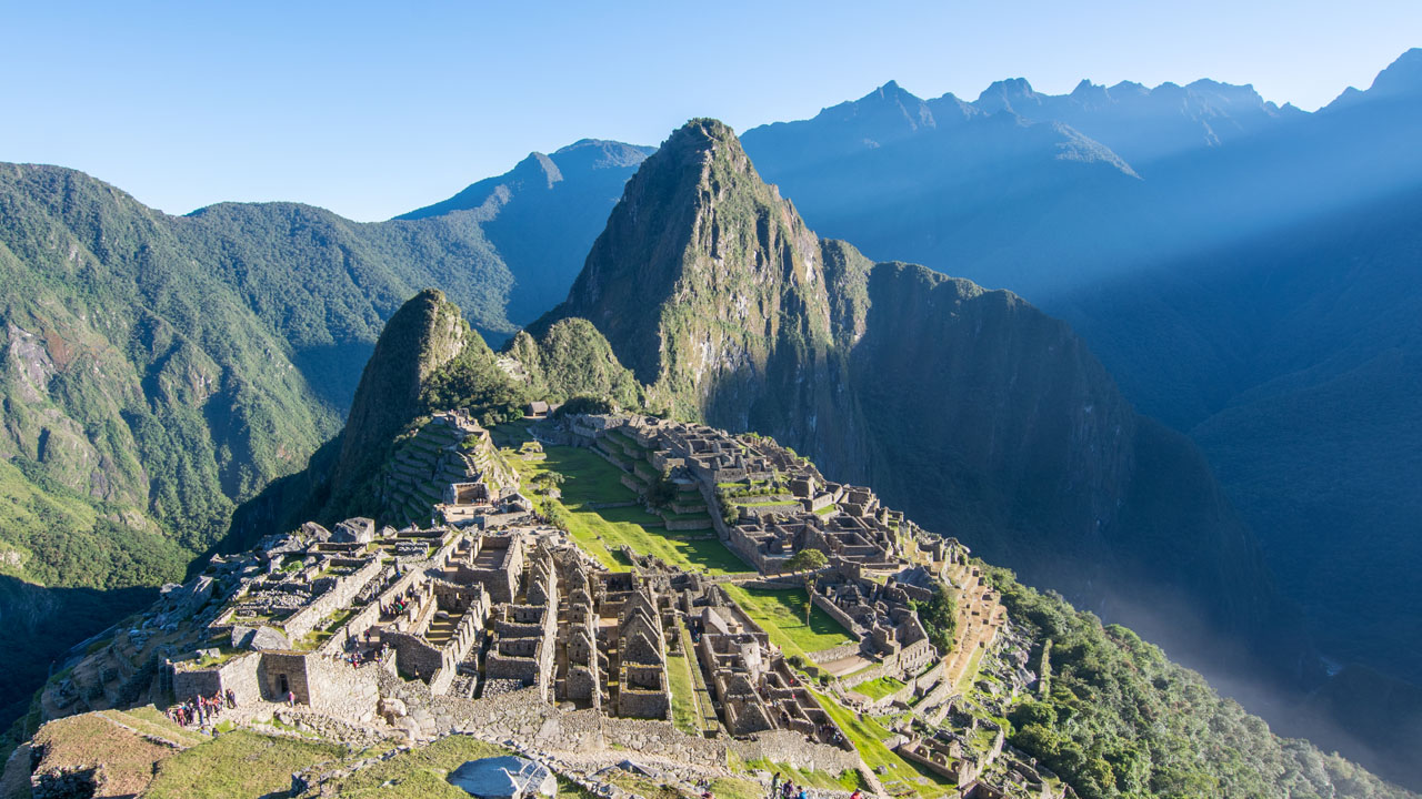 """Machu Picchu - KINGDOMS OF THE SKY """"Andes"""""""
