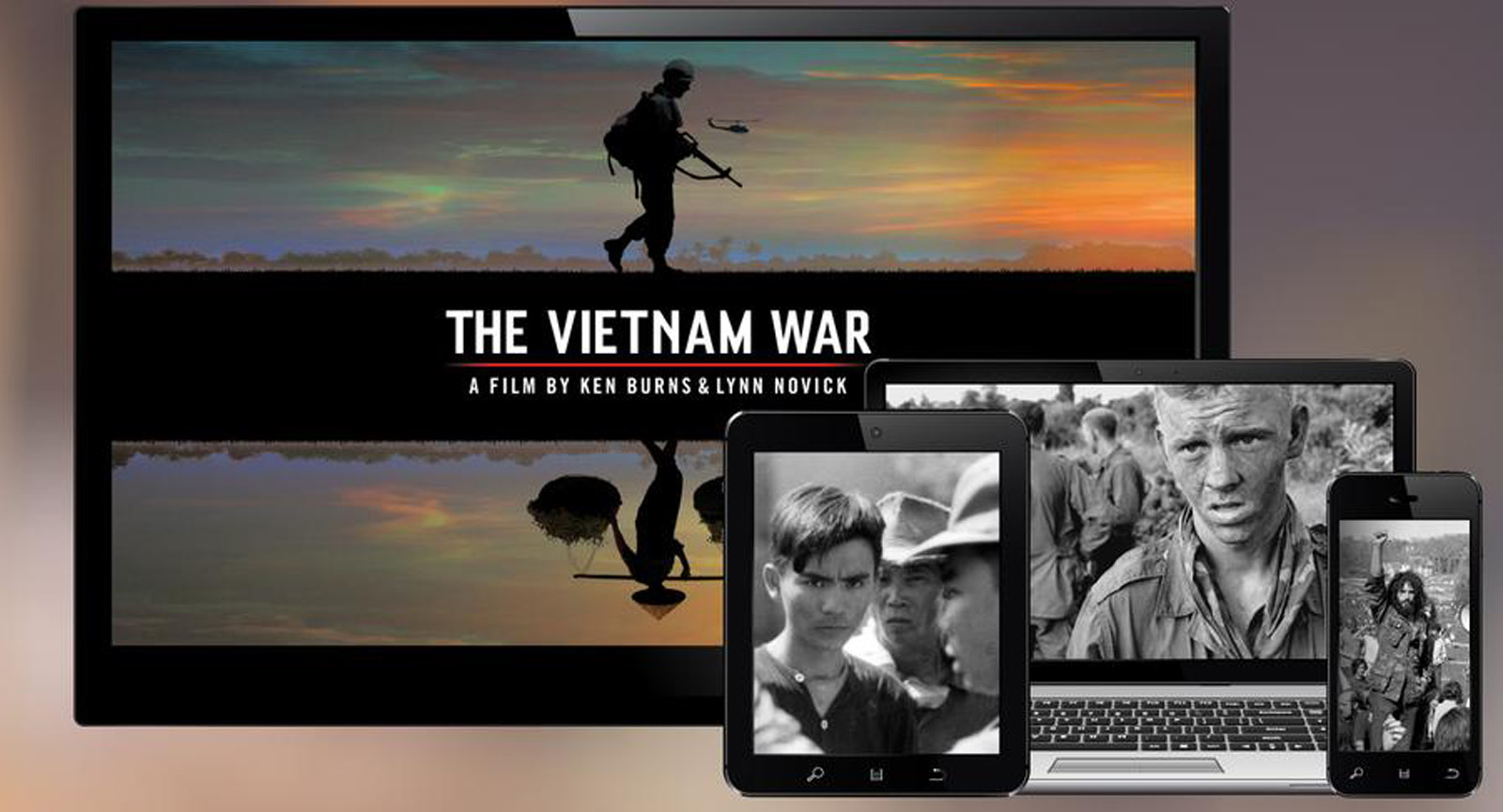 The Vietnam War, Now streaming