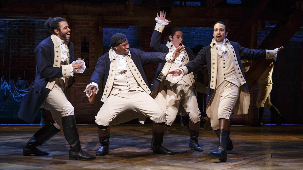 Hamilton's America | Friday, November 16 at 9pm