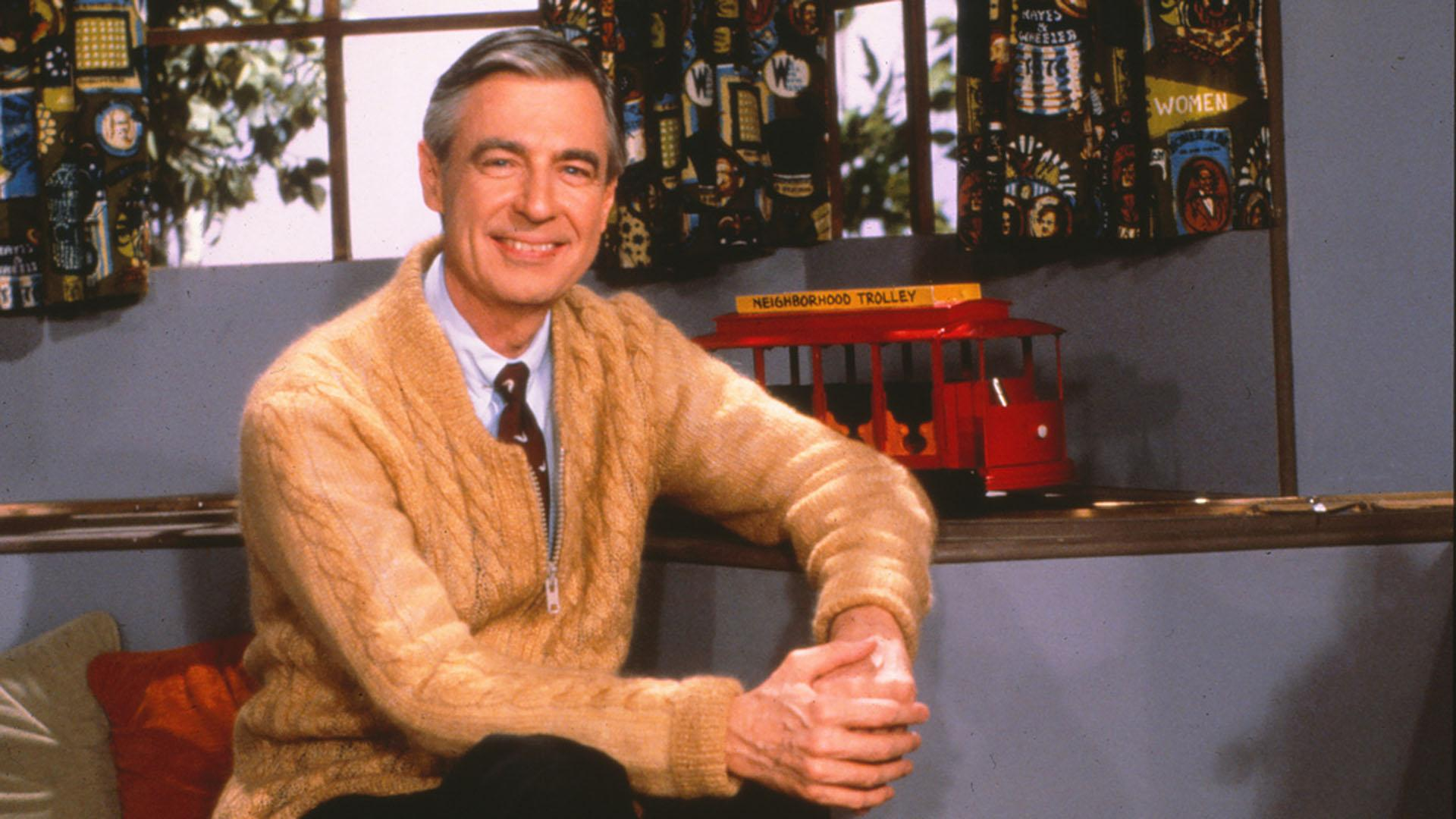 Mister Rogers Marathon on Twitch!