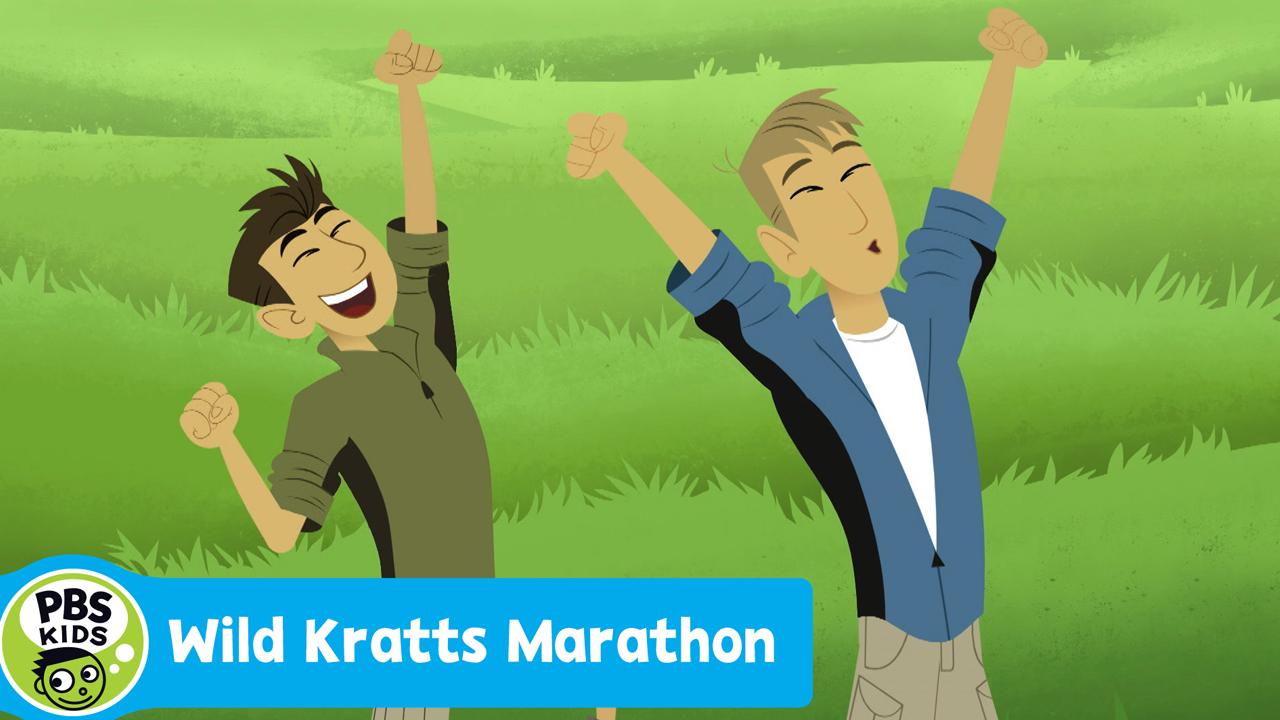 Wild Kratts Marathon